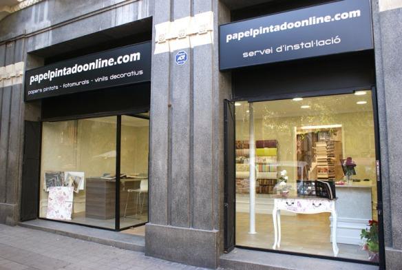 Papeles Pintados Decorativos en Barcelona